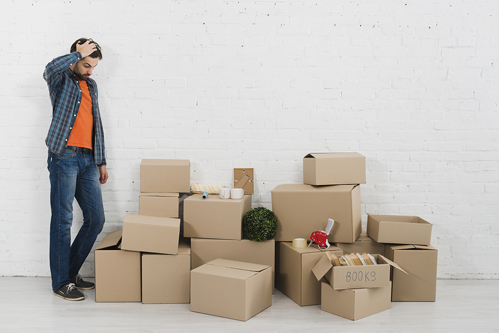 Calculating the Average Cost When Moving
