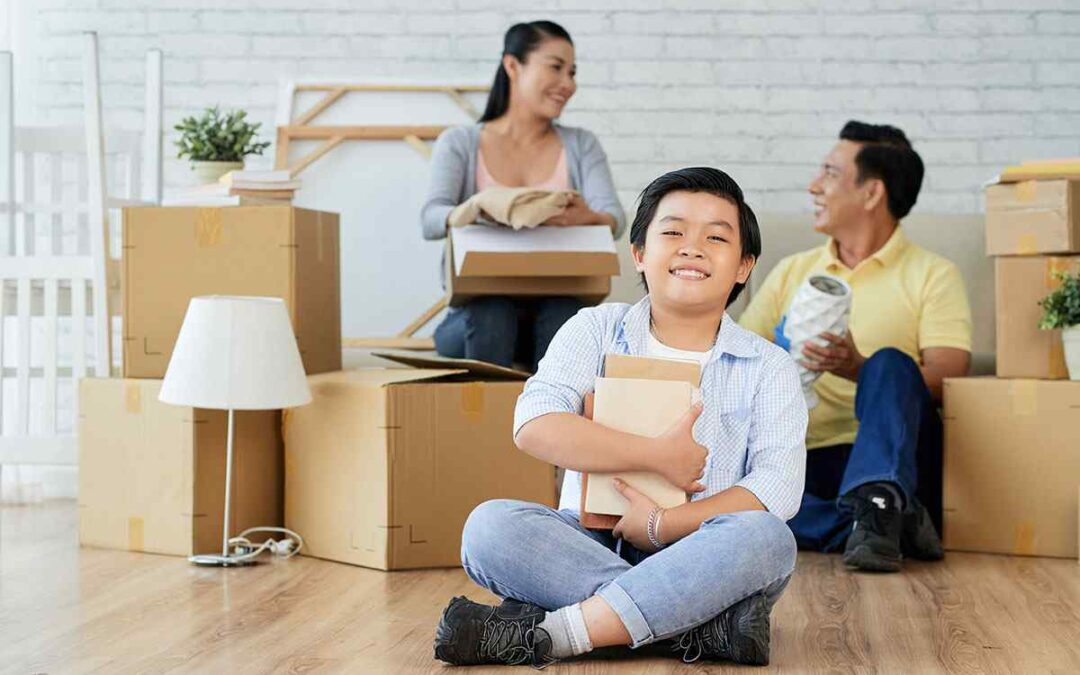 Preparing Your Children for an Interstate Move